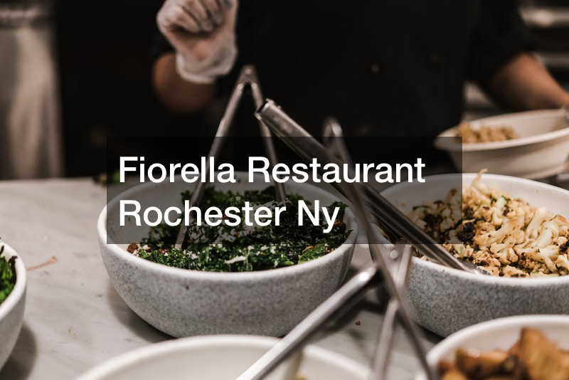 Fiorella Restaurant Rochester Ny