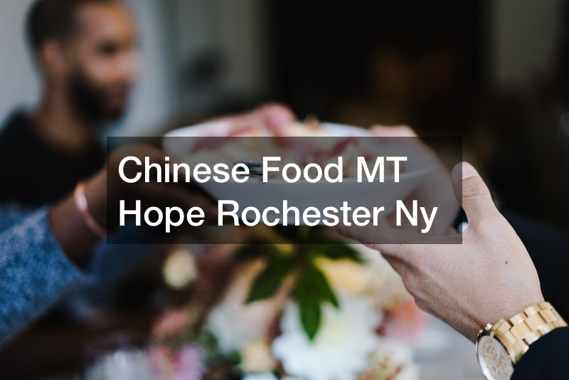 Chinese Food MT Hope Rochester Ny