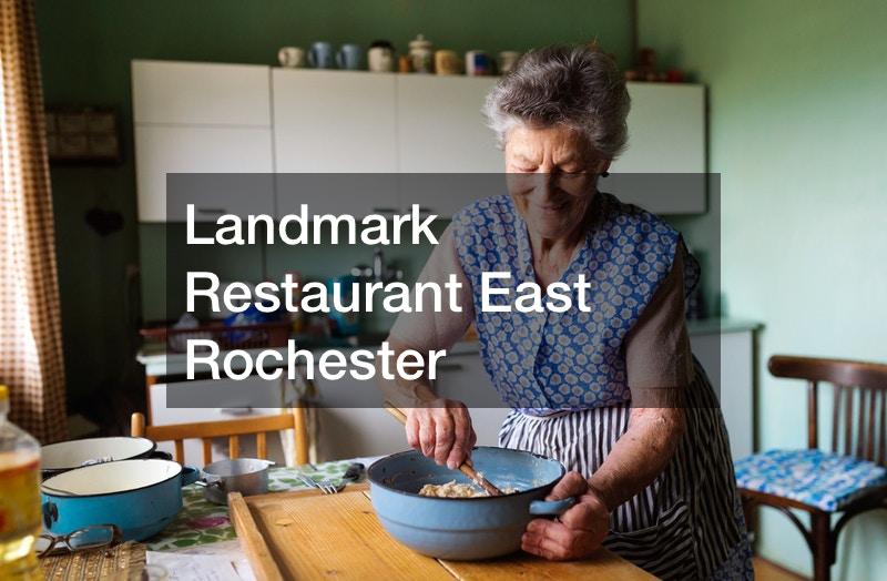 Landmark Restaurant East Rochester