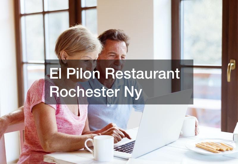 El Pilon Restaurant Rochester Ny