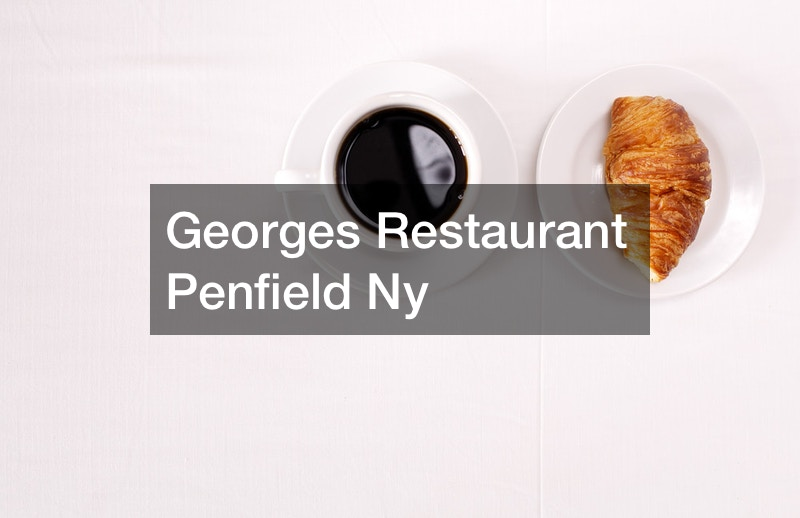 Georges Restaurant Penfield Ny