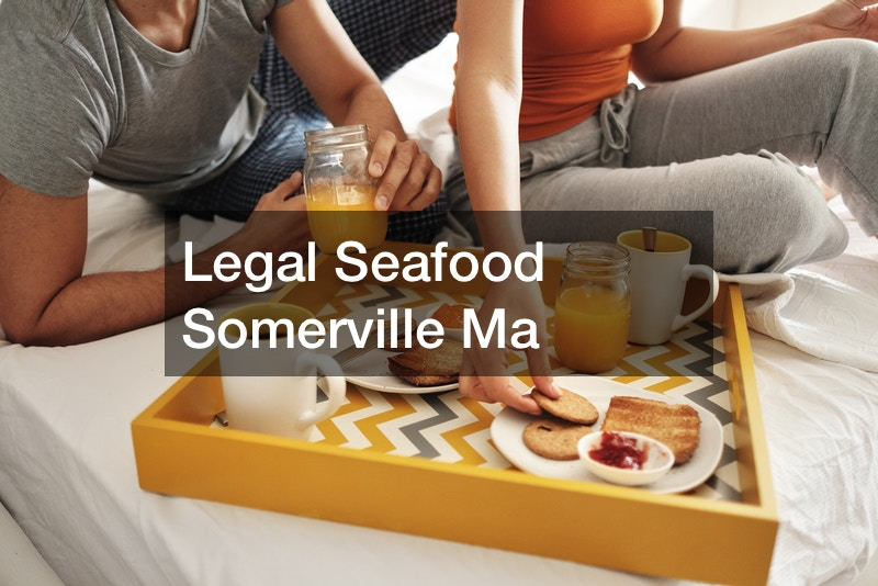 Legal Seafood Somerville Ma